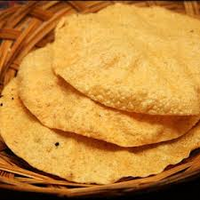 Thumb papadum