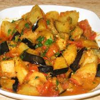 Thumb aloo baigan