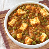 Thumb paneer muttar