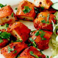 Thumb chicken tikka