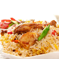 Thumb chicken biryani