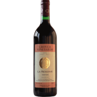 Thumb grover indian red wine 75 cl